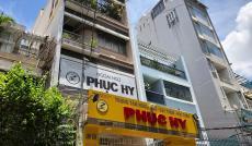 Bán nhà MT Đặng Văn Ngữ, P. 10, Phú Nhuận, DT 5,15x19m, giá 21,5 tỷ
