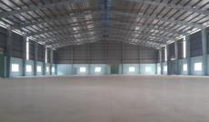 Cho thuê kho, xưởng MT QL1A, Q. Bình Tân, DT 1.700m2, giá thương lượng