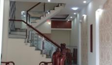 Cho thuê nhà nguyên căn hẻm xe hơi 387 Phạm Hữu Lầu, Nhà Bè. Giá 6 triệu/tháng