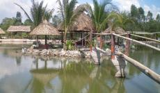 Bán đất MT Lê Văn Lương, Nhà Bè giá 13 triệu/M2