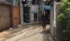 Đất sổ hồng 2016, hẻm lớn thông, 1 sẹc đường Huỳnh Tấn Phát, đất vuông vức, chủ cần bán gấp