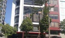 Cho thuê nhà căn góc 2MT Đường Số 24 (Khu DC Bình Phú), Q.6,DTXD: 14x17m, hầm, trệt, lửng, 3 lầu.