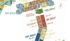 Bán gấp căn hộ The Krista, 2PN, DT 80m2, view đẹp, giá 2.4 tỷ. LH xem nhà 0938 658 818