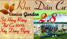 Bán đất nền KDC Venica Garden Quận 7 liền kề Phú Mỹ Hưng, giá rẻ sổ hồng riêng