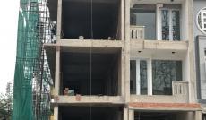 Cho thuê nhà mặt tiền đường Trần Lựu, đối diện cục thuế TPHCM. 4x20m, 1 hầm+1trệt+3 lầu+thang máy