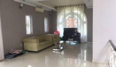 Bán nhà 2 mặt tiền biệt thự khu B An Phú An Khánh, 10x20m, hầm, 1 trệt 2 lầu, 26,5 tỷ. 0915698839