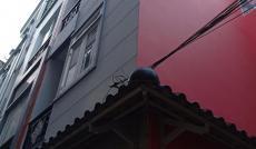 Bán nhà Lê Văn Sỹ, Phú Nhuận, 41m x 4T, nhà đẹp, gần hẻm xe hơi, giá chỉ 5.1 tỷ.