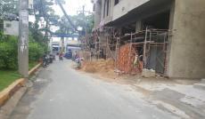 Nhà nát hẻm 8m Văn Cao gần Bình Long P. Phú Thạnh 8*16 giá 8.5 tỷ chốt nhanh
