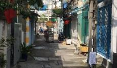 Cho thuê nhà nguyên căn , cách cầu Chánh Hưng 300m, P4, Quận 8