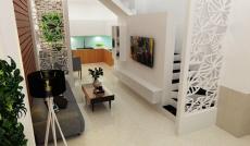Bán Villa mini hẻm VIP Lê Quang Định siêu vị trí, khu dân trí cao, 5.5x18m, giá chỉ 8.5 tỷ TL