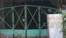 Bán nhà sổ hồng riêng mặt tiền đường Hiệp Thành 23, phường, Q12 DT 4x30m