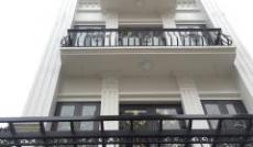 Bán gấp MT 4 lầu mới đường Bùi Đình Túy, Q. Bình Thạnh DT 4x16m, giá 12.9 tỷ TL. 0938327998