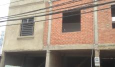 Bán nhà phố mặt tiền đường Thạnh Lộc 14, phường Thạnh Lộc, Q. 12, 1 trệt 2 lầu, giá gốc 1,25 tỷ/căn