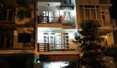 Bán nhà mặt tiền đường số khu công ích Phạm Hữu Lầu,Q7, DT 5x16m. 1 trệt 3 lầu. Giá 8,1 tỷ