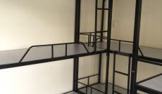 Phòng KTX máy lạnh giá chỉ 500 nghìn/người/tháng