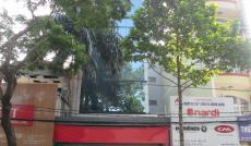 Cho thuê tòa nhà 2MT Tô Hiến Thành, Q. 10, DT 4.5 x 40m, 1 hầm, trệt, 7 lầu
