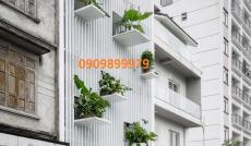 Bán nhà góc 2 mặt tiền 8 tỷ, 4,2x13m, Nguyễn Thượng Hiền, Q. Phú Nhuận