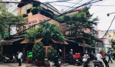 Cho thuê nhà 2 mặt hẻm xe hơi đường Sư Vạn Hạnh, phường 12, quận 10 (hẻm thông)