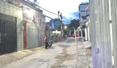 Cần bán nhà 1 trệt, 1 lầu, hẻm 75 đường Trương Văn Hải, Q9