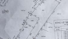 Bán lô đất đường số 30, P6, Gò Vấp. Giá chốt nhanh 38tr/m