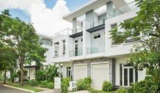 Thuê biệt thự mỹ  thái mặt tiền đường lớn 126m  giá 1500 usd full nội thất quận 7