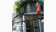 Xuất cảnh bán nhà mặt tiền đường Phan Văn Trị, P14 Quận Bình Thạnh, DT: 3.6x18m, giá 7.4 tỷ.