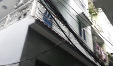Cho thuê nhà HXH 117/8A Nguyễn Hữu Cảnh, thông VDNinh, 4.5x17m, 1L + 2pn