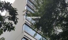 39 tỷ - Bán tòa nhà cực đẹp mặt tiền Trần Quang Diệu, 10x10m, hầm 8 lầu