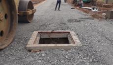 Chuyển nhượng lô đất mặt tiền Củ Chi 102m2 SHR