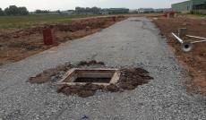 Bán đất thổ cư 100%, mặt tiền đường Đỗ Văn Dậy, SHR, giá 850tr
