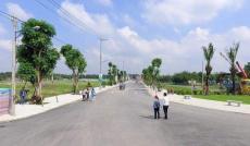 Đất mặt tiền Phạm Hùng đối diện khu dân cư Bình Hưng - giá chỉ 410tr/nền - 100% thổ cư