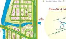 Chính chủ bán lô đất KDC Ven Sông phường Tân Phong, Q7, giá rẻ chỉ 84tr/m2. LH: 0903.358.996