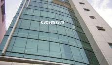 53 tỷ - Bán cao ốc mới xây Lê Văn Sỹ, Quận 3, 8,7x20m, hầm lửng 7 lầu ST