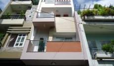 Bán gấp nhà 2 MTNB khu du lịch Văn Thánh - Điện Biên Phủ, P 22, Bình Thạnh 5x20m, 3 tầng, giá 16 tỷ