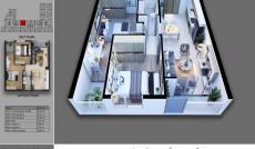 Bán lại căn hộ Carillon 7 – 2PN – 1,8 tỷ /căn rẻ hơn CĐT 100tr-200tr. LH 0932145693