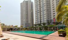 Cho thuê căn hộ Him Lam Riverside Q7.80m2,2pn.nội thất cơ bản,tầng cao thoáng mát.giá 12tr/th Lh 0932 204 185