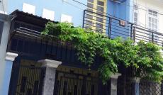 Cho thuê nhà mới 4x25m 1 trệt 2 lầu Song Hành, Đông Hưng Thuận, Q12, giá 8tr/th