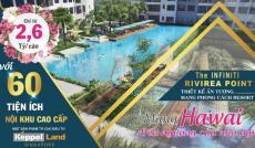 Siêu phẩm căn hộ cao cấp chuẩn nghỉ dưỡng sắp ra mặt tại Quận 7, Phú Mỹ Hưng
