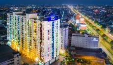Bán căn hộ 8x Plus, DT 64m2, 2PN, NT cơ bản, giá 1,450 Triệu, LH 0708544693