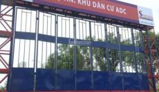 Kẹt tiền bán gấp lô đất DT: 5x20m, giá 52tr/m2, xây dựng ngay ở ADC Phú Mỹ, Q7