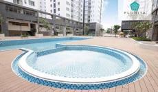 Cho thuê căn hộ Florita Q. 7 trung tâm thành phố