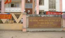 Bán đất nền Vĩnh Lộc B, gần khu công nghiệp, giá 270tr/nền, sổ hồng