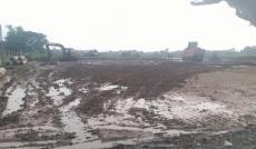 Cần bán gấp lô đất thổ cư, mặt tiền Kênh Trung Ương, cách UBND Vĩnh Lộc B 1km