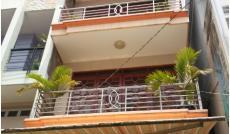 Bán nhà MT Hoàng Diệu, phường 10, Phú Nhuận. 4.5x22m, 1 trệt, 3 lầu