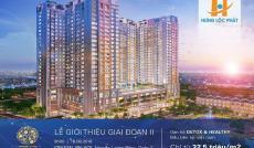 Chỉ 32 triệu/m2 - sở hữu căn hộ smarthome hạng sang đầu tiên tại Quận 7 - thanh toán 2%/tháng