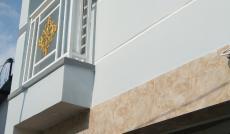 Nhà mới gần cầu Ông Bốn, Lê Văn Lương, Phước Kiểng, DT: 3,2x6m. 1 trệt 1 lầu 2PN, giá 750 triệu