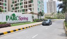 Bán căn hộ Parc Spring Q2, block A (góc, 2pn, tặng NT, giá 2,15 tỷ). LH 0918860304