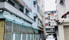 Xuống Giá Bán Gấp ! Hẻm 6m Nguyễn Thị Minh Khai Quận 1.DT 7x15m.HĐ thuê 78tr/tháng.5 Tầng.9 phòng.Giá 21.5 tỷ.