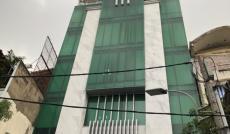 Bán Tòa Nhà Bilding Văn Phòng.Trần Quang Diệu.P.15.Q.PN. 8x20m.7L.Giá 31 tỷ TL.