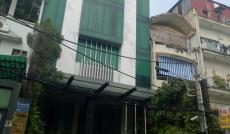 Bán tòa nhà văn phòng Trần Quang Diệu, P. 15, Q. Phú Nhuận. 8x20m, giá 31 tỷ TL